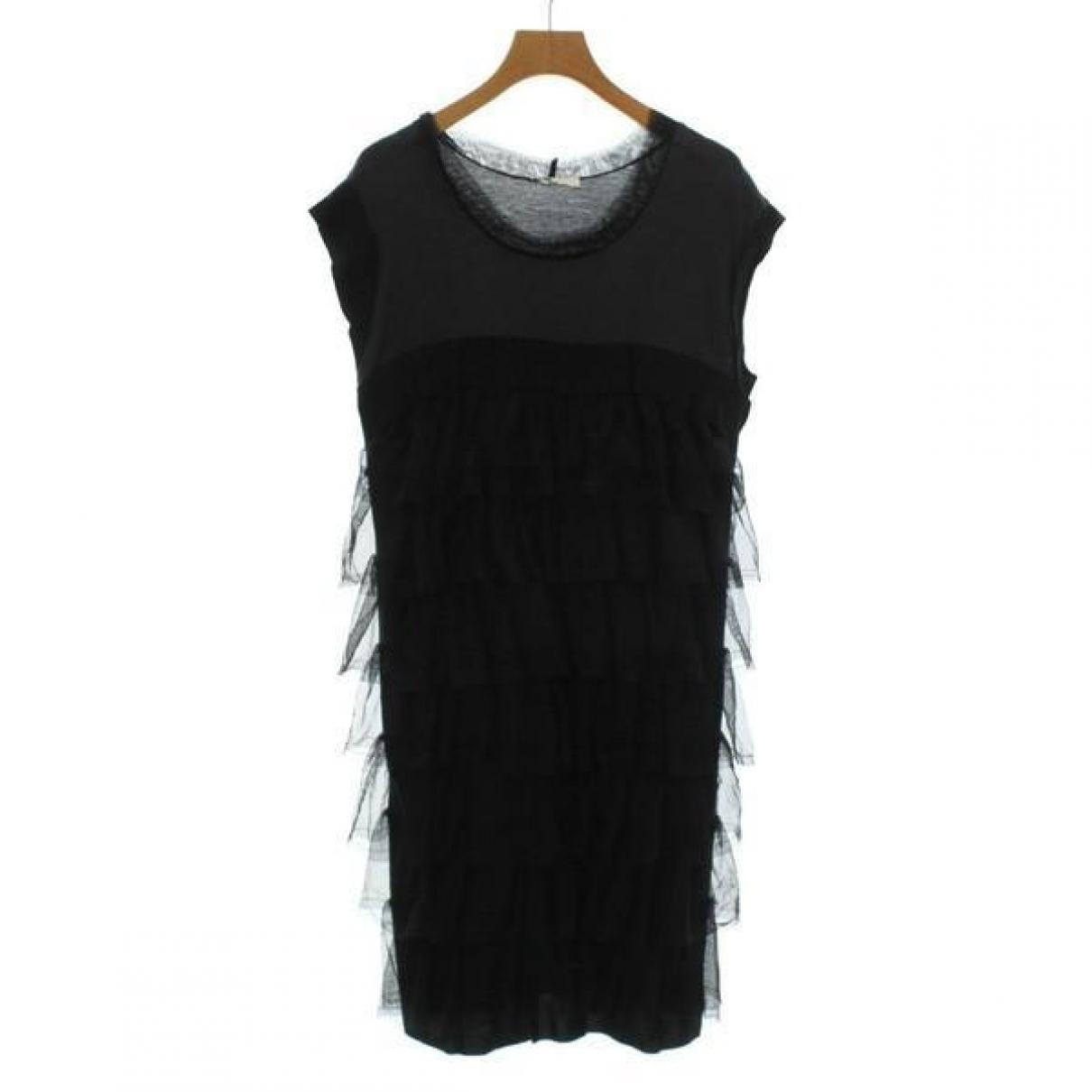 Lanvin - Robe   pour femme - anthracite