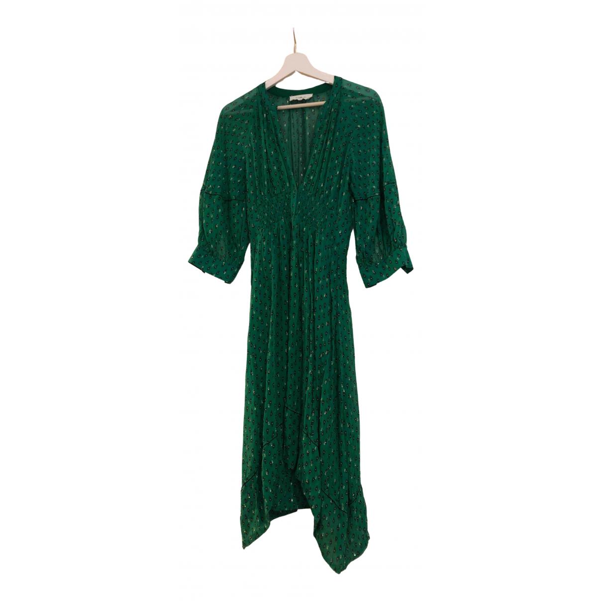Ba&sh - Robe Fall Winter 2019 pour femme - vert