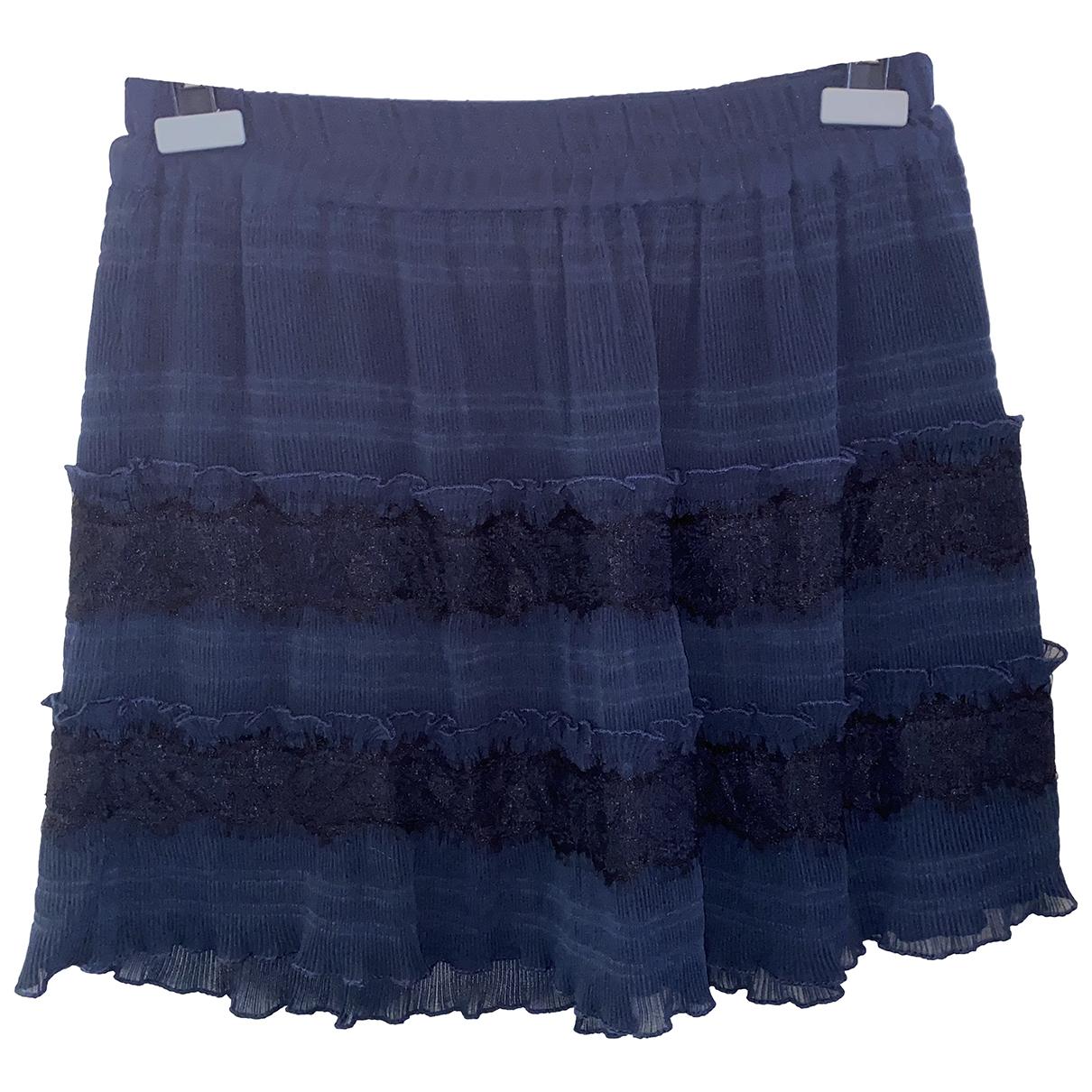 Mini falda Fall Winter 2019 Ganni