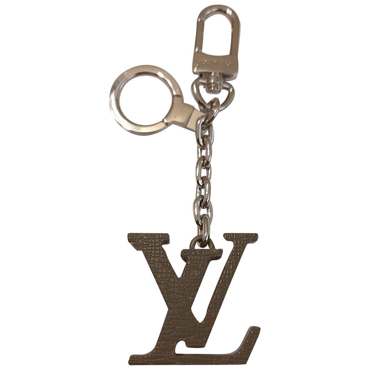 Louis Vuitton \N Taschenschmuck in  Silber Metall