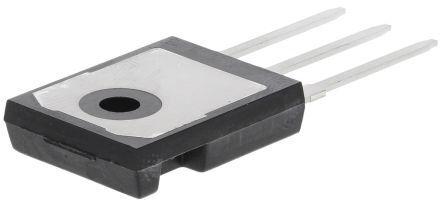 ON Semiconductor , TIP141G NPN Transistor and Digital Transistor, 10 A 80 V dc, Single, 3-Pin SOT-93 (5)