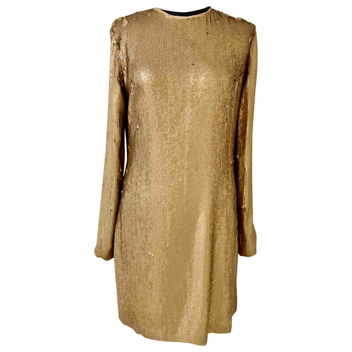 Diane Von Furstenberg \N Silk dress for Women 10 UK