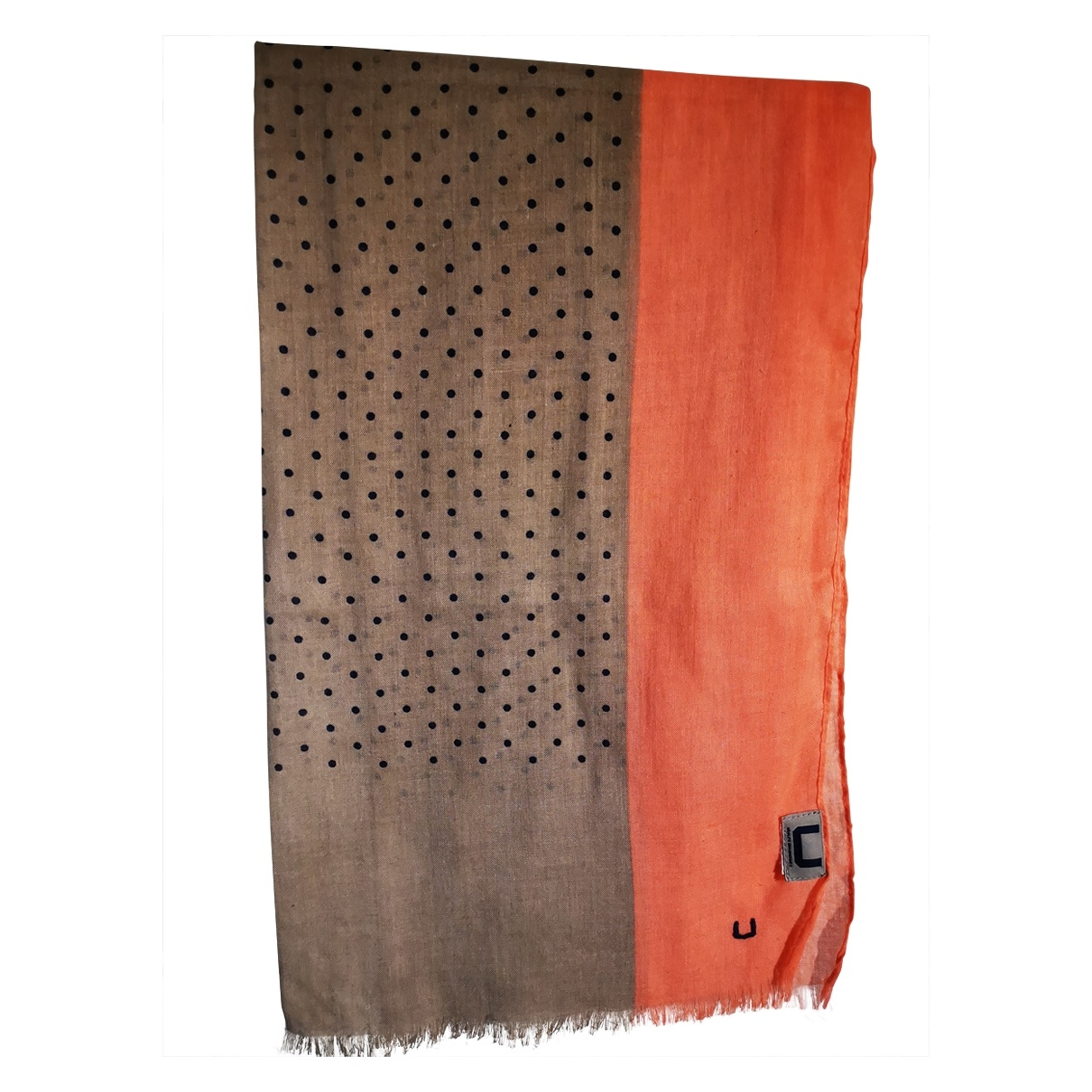Adolfo Dominguez \N Multicolour Cotton scarf for Women \N