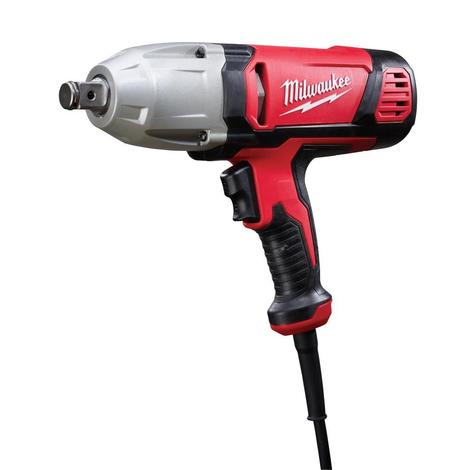 Milwaukee 3/4 in. Square Drive Impact Wrench with Rocker Switch and Friction Ring Socket Retention