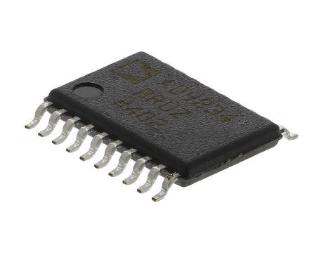 Analog Devices AD5933YRSZ, Impedance Converter 12 bit-Bit 1MHz, 16-Pin SSOP
