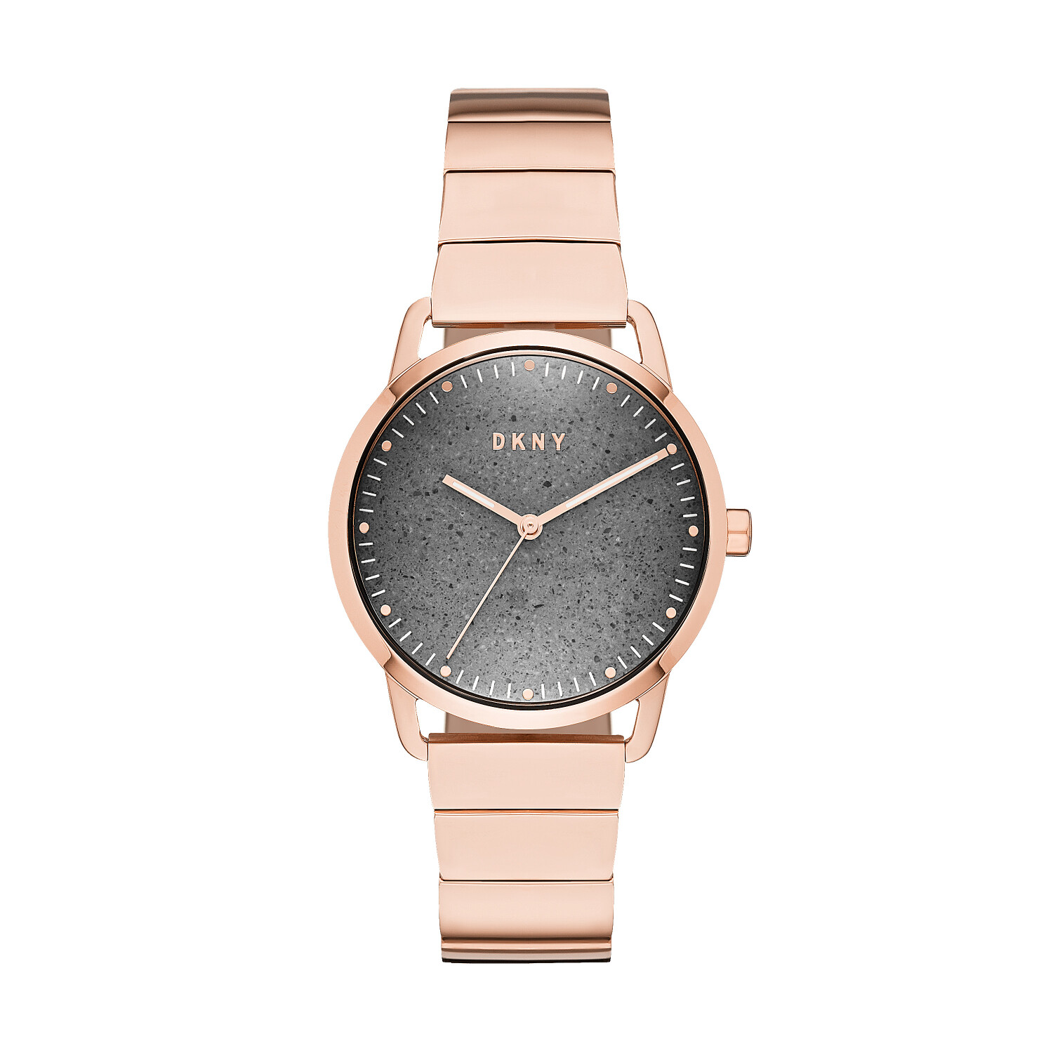 Dkny Women's Greenpoint NY2757 Rose-Gold Stainless-Steel Quartz Fashion Watch