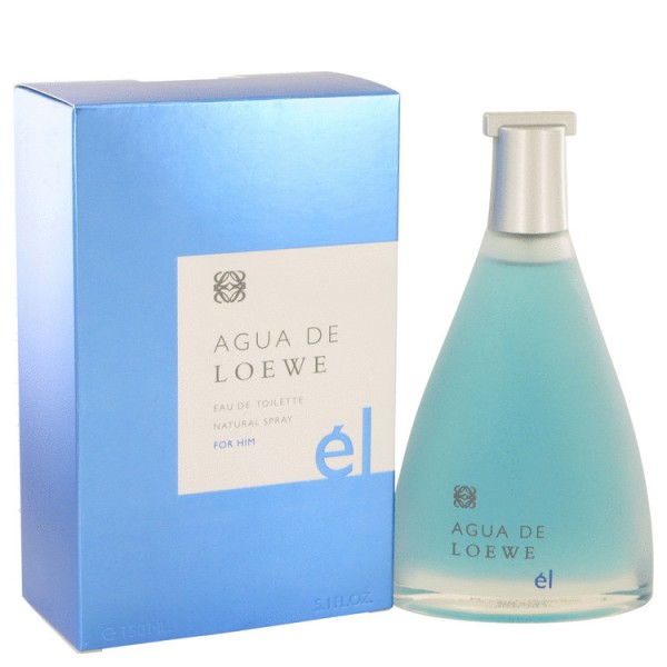 Agua De Loewe El - Loewe Eau de toilette en espray 150 ML