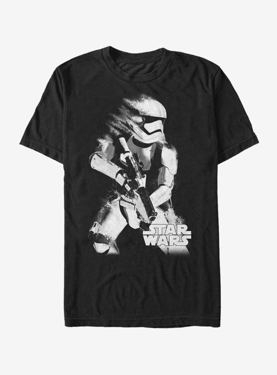 Star Wars Stormtrooper Fade T-Shirt
