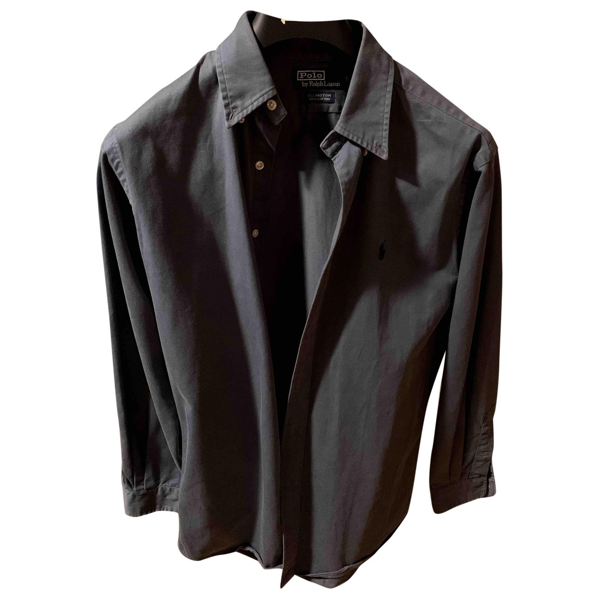 Polo Ralph Lauren \N Hemden in  Marine Baumwolle