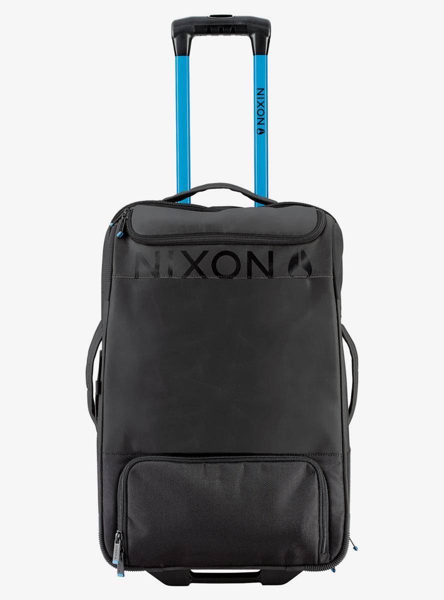 Nixon Weekender Carry On Black Roller Bag II