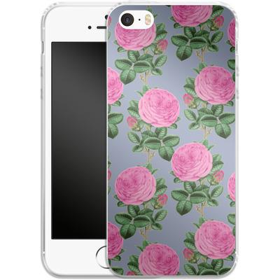 Apple iPhone 5 Silikon Handyhuelle - Pinky-Po von Zala Farah