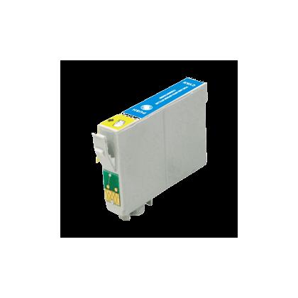 Compatible Epson 126 T126220 Cyan Ink Cartridge High Yield - Eco Box