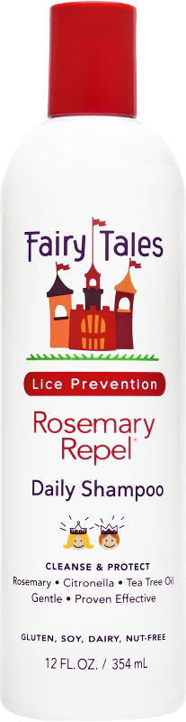 Rosemary Repel Shampoo - 12.0oz