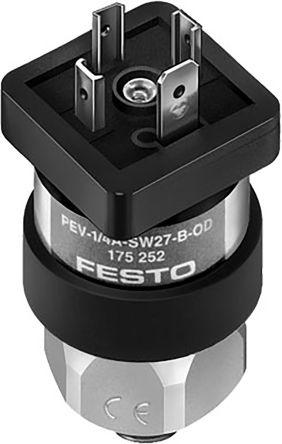 Festo Pressure Switch, G 1/4 1bar to 10 bar