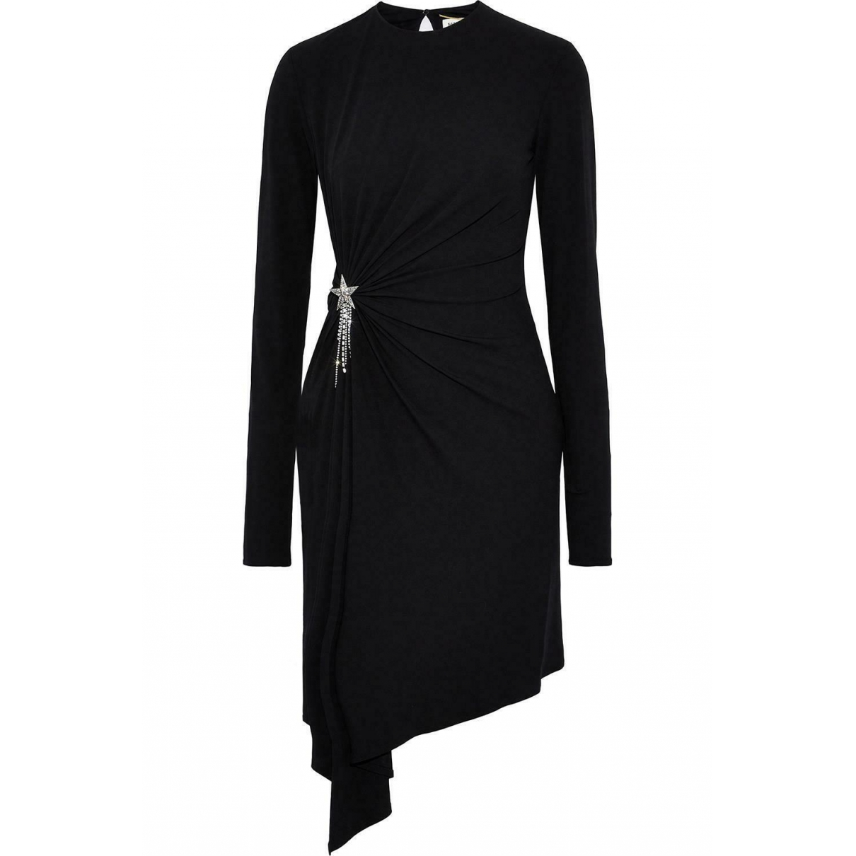 Saint Laurent \N Black dress for Women 40 FR