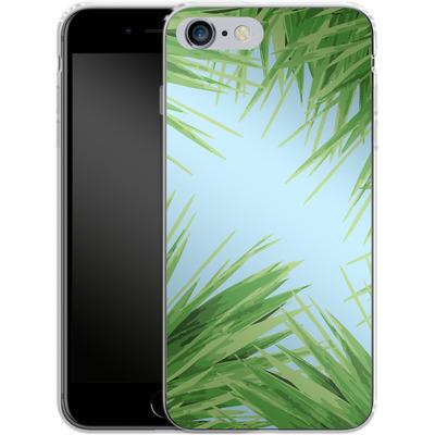 Apple iPhone 6 Plus Silikon Handyhuelle - Aloe von Mukta Lata Barua