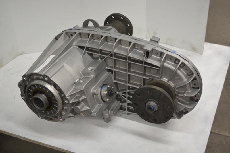 NP271 Transfer Case for Ford 03-10 F250/F350/F450/F550 34 Spline Input 5 6 Speed Transmissions Zumbrota Drivetrain RTC271F-3