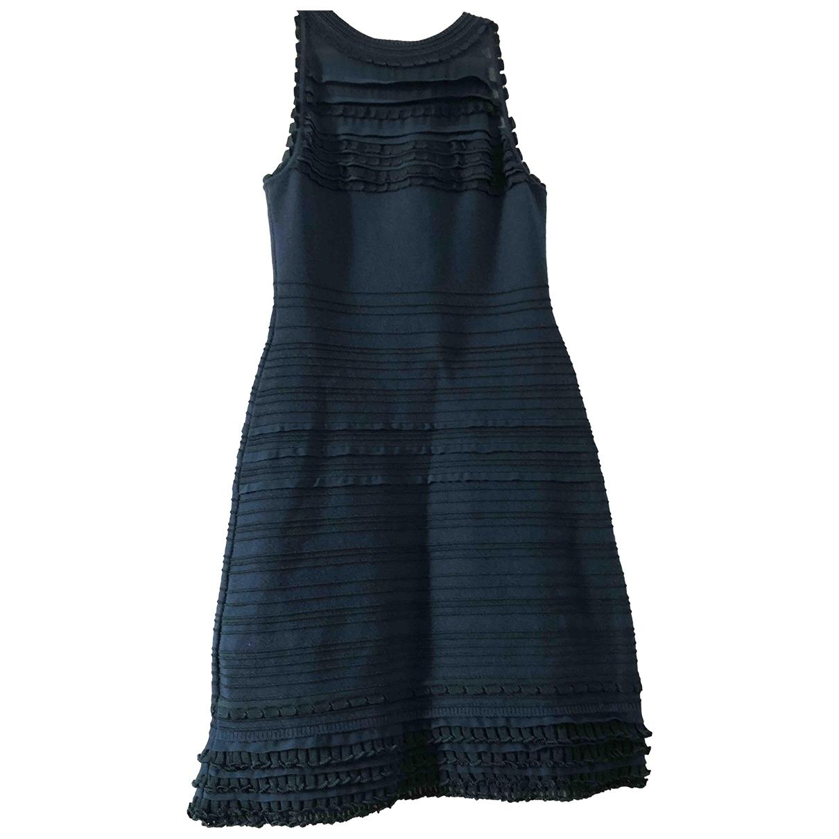 Roberto Cavalli - Robe   pour femme en laine - vert