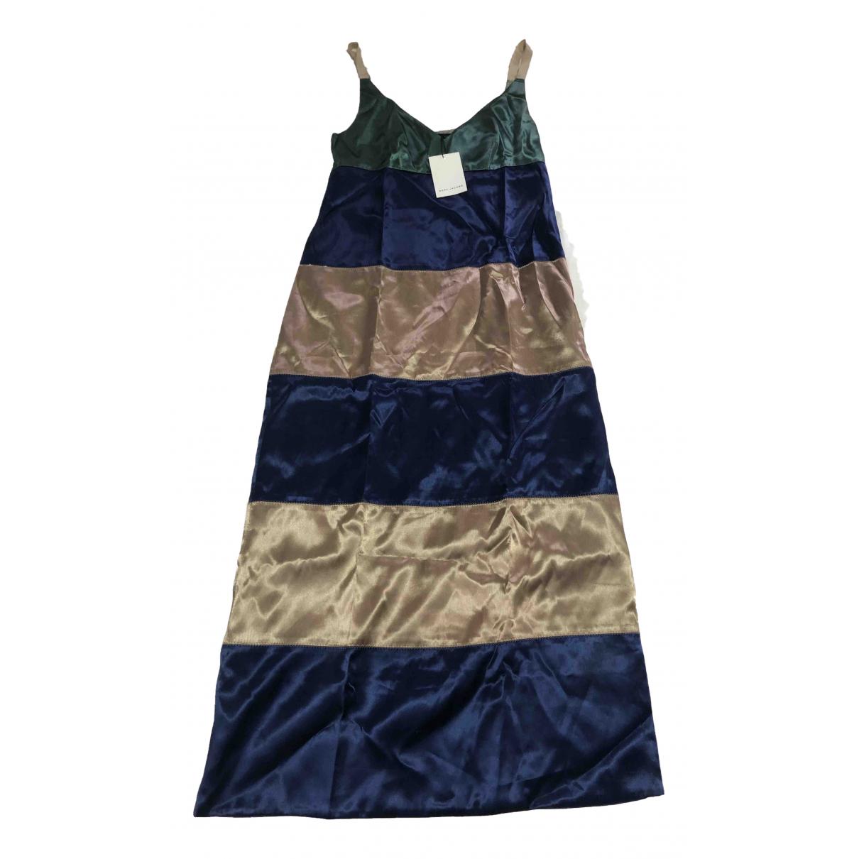 Marc Jacobs - Robe   pour femme en soie - multicolore