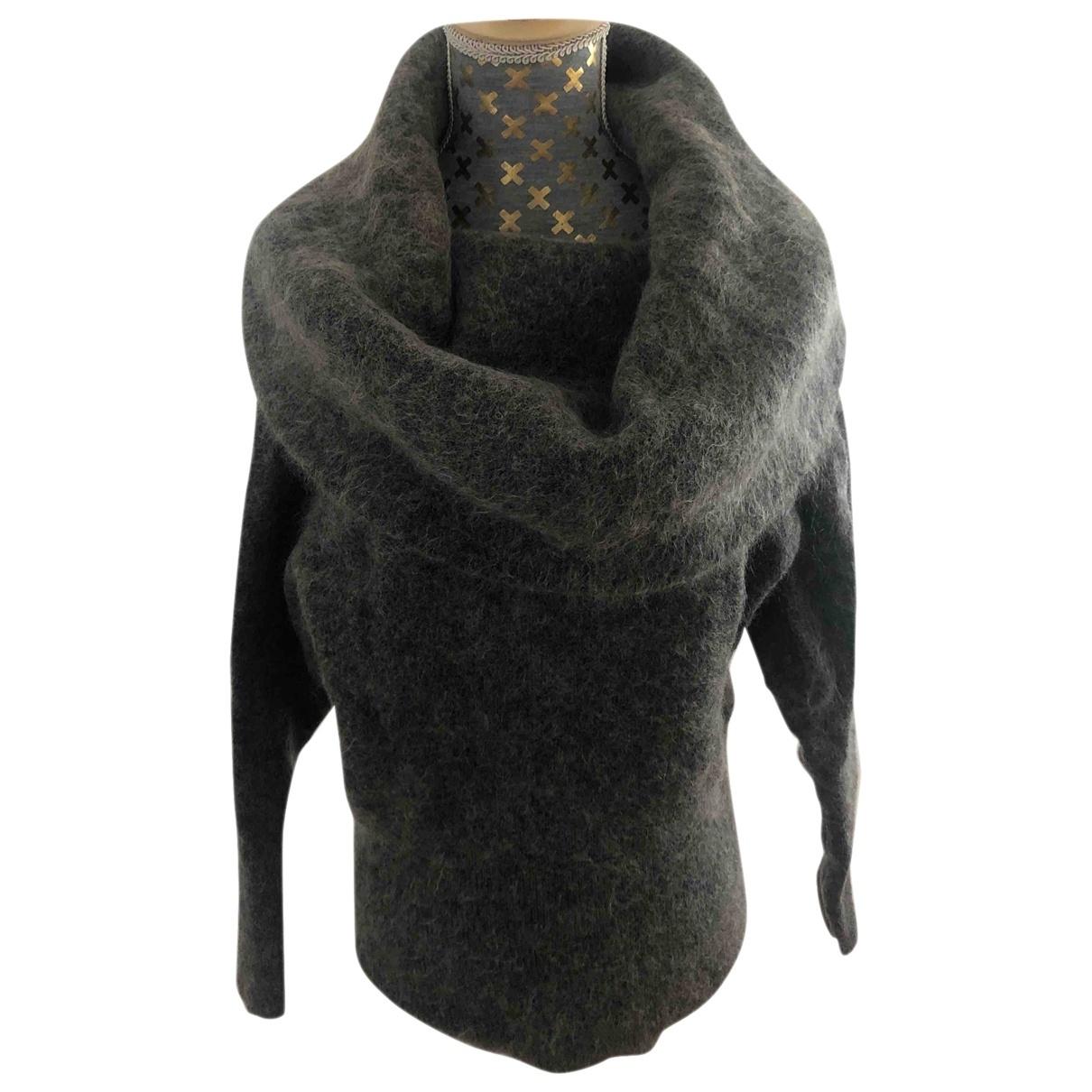 Acne Studios \N Grey Wool Knitwear for Women XS International
