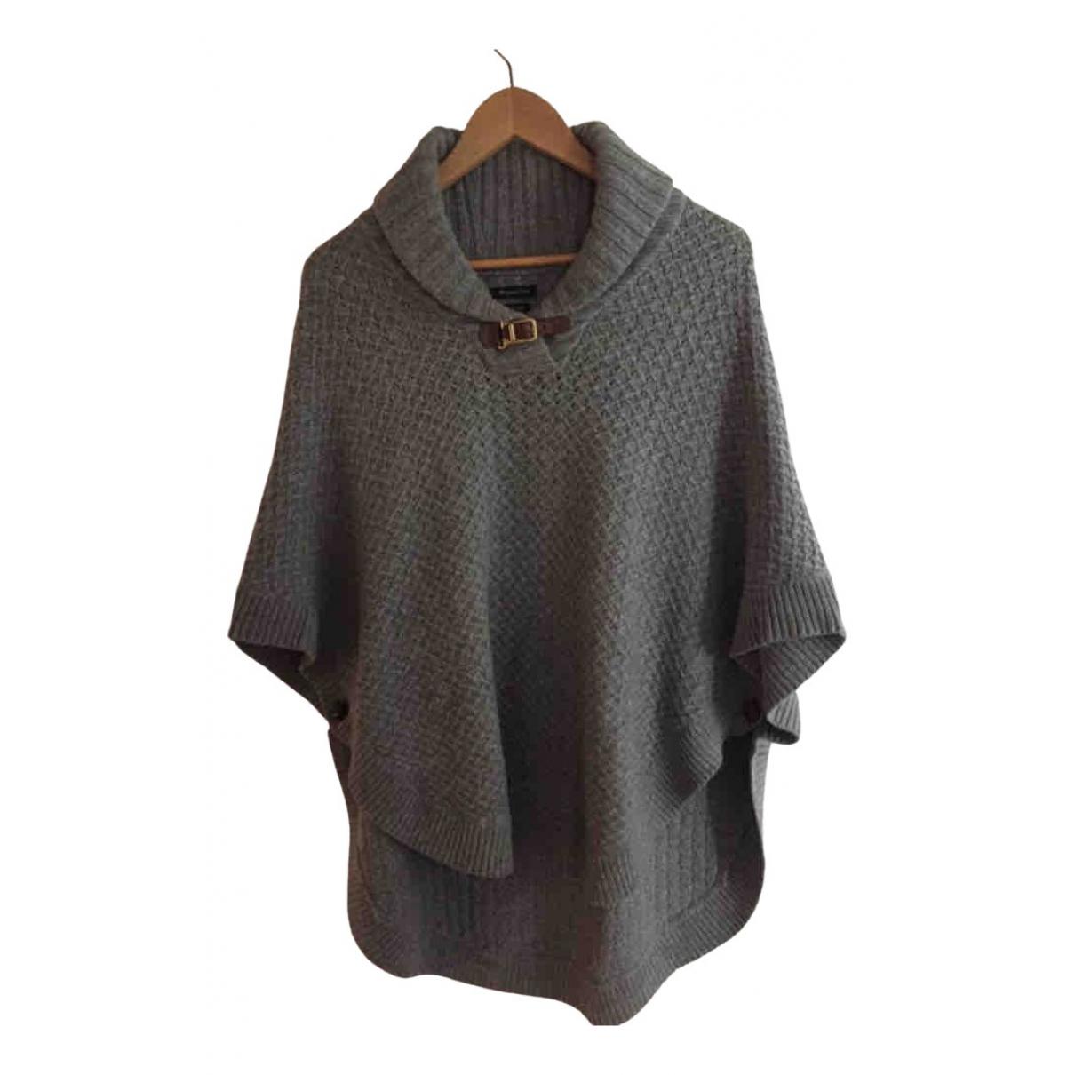 Massimo Dutti \N Grey Wool Knitwear for Women M International