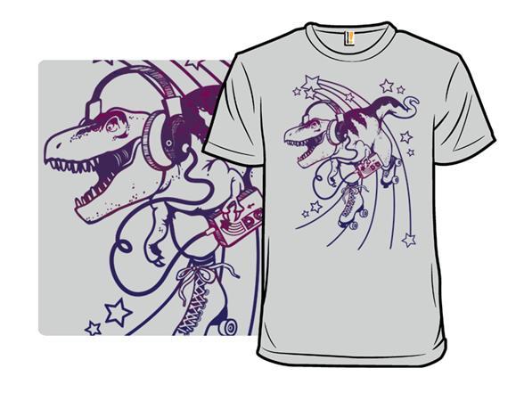 Dinostar T Shirt
