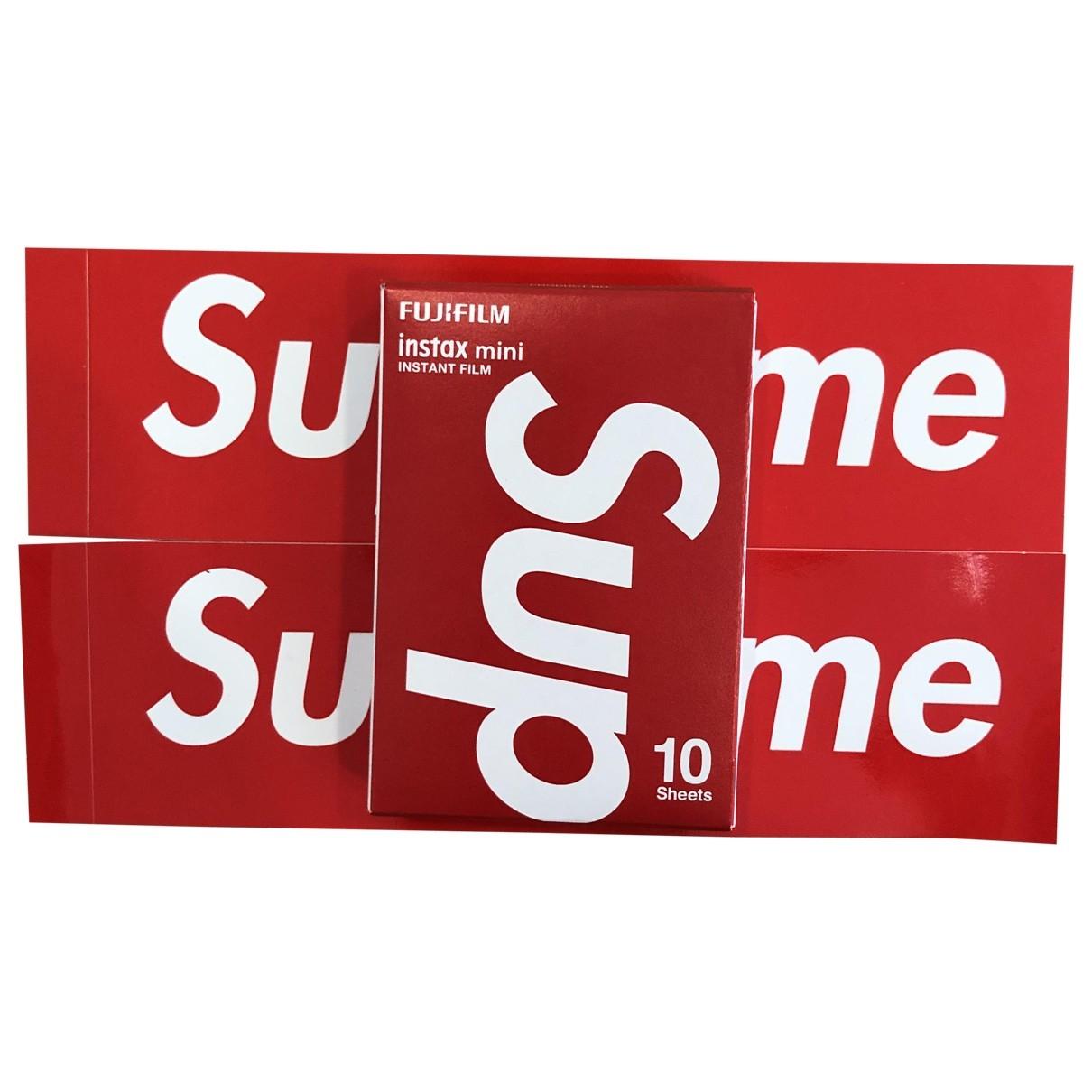 Supreme - Objets & Deco   pour lifestyle en autre - rouge