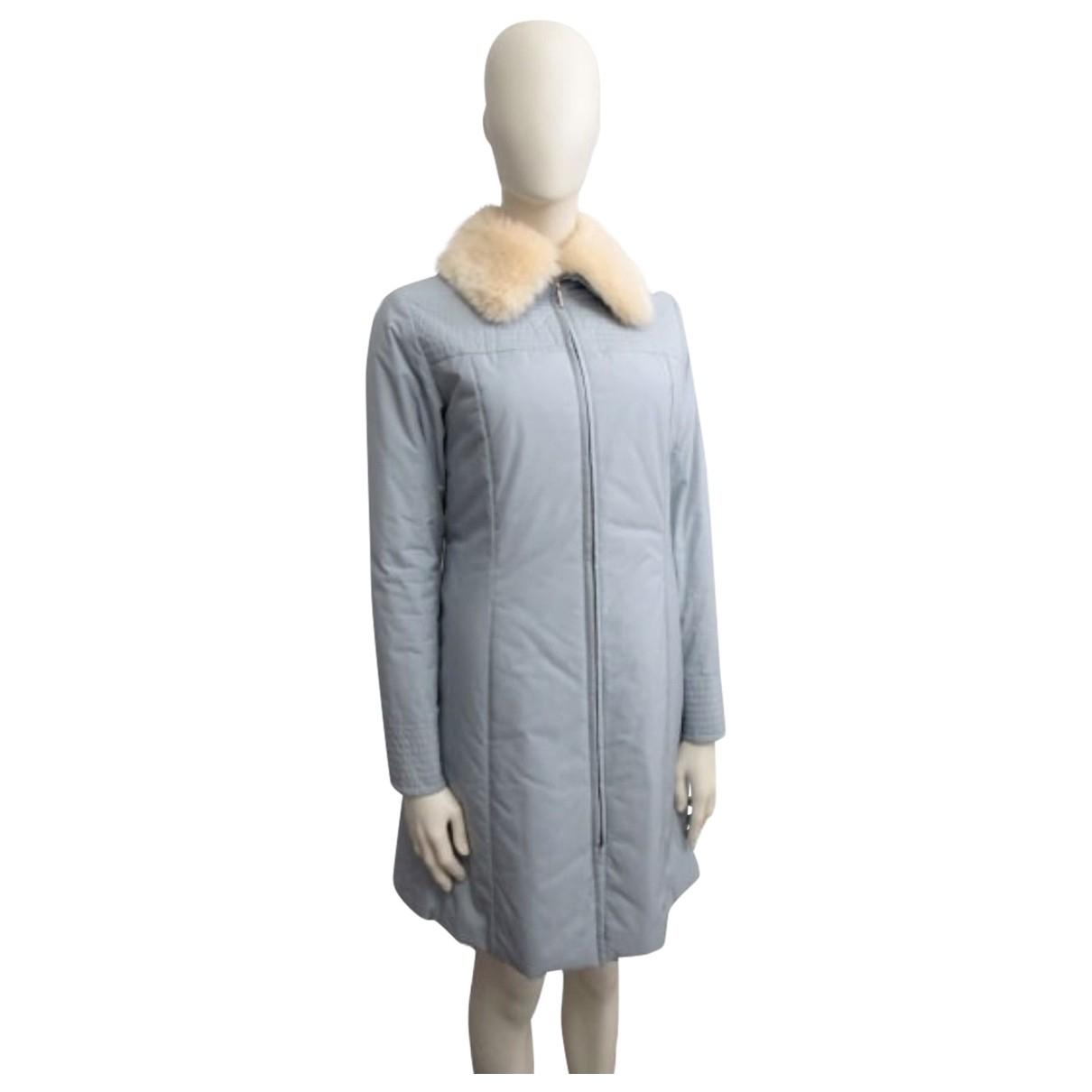 Givenchy - Manteau   pour femme - bleu