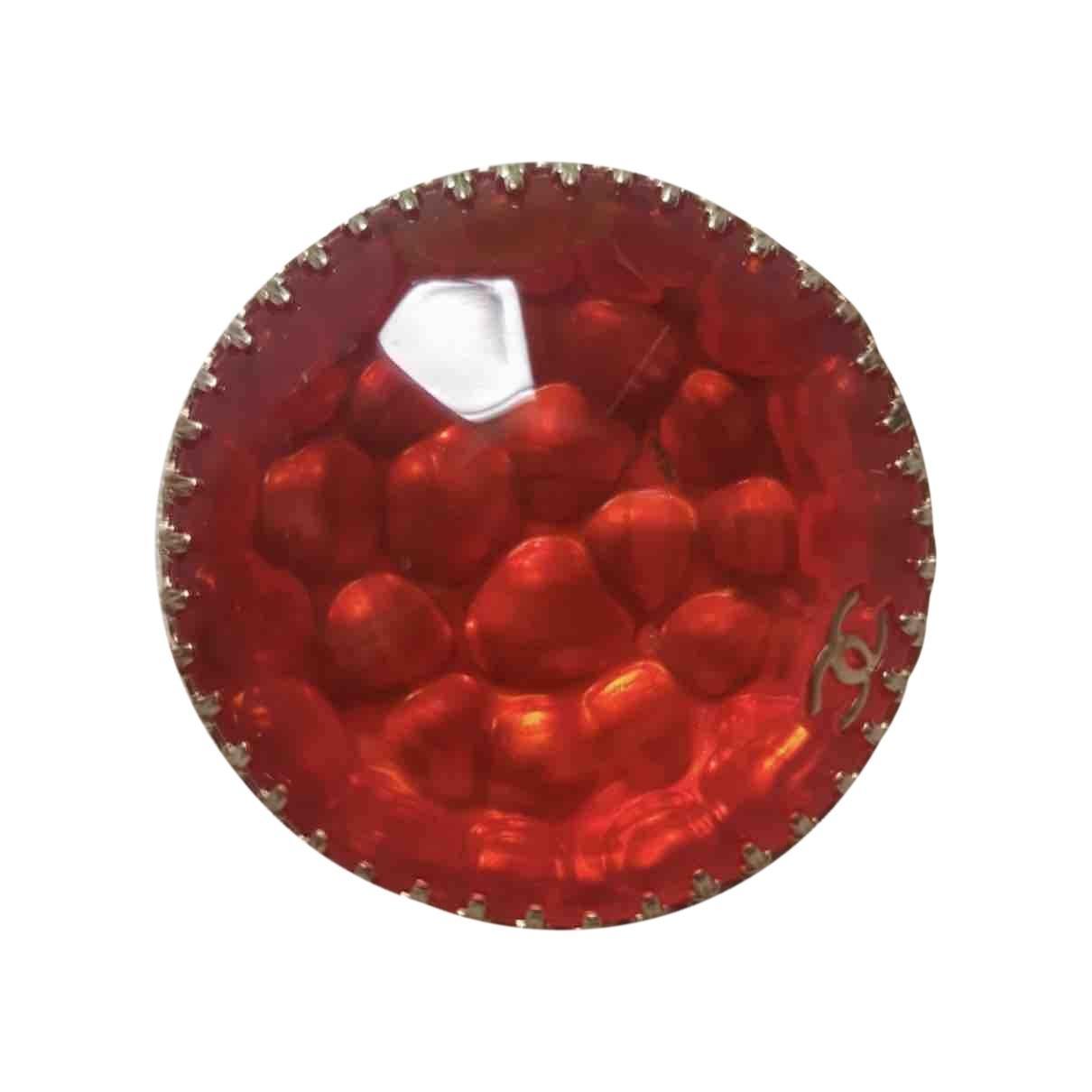 Chanel \N Orange Metal Pins & brooches for Women \N