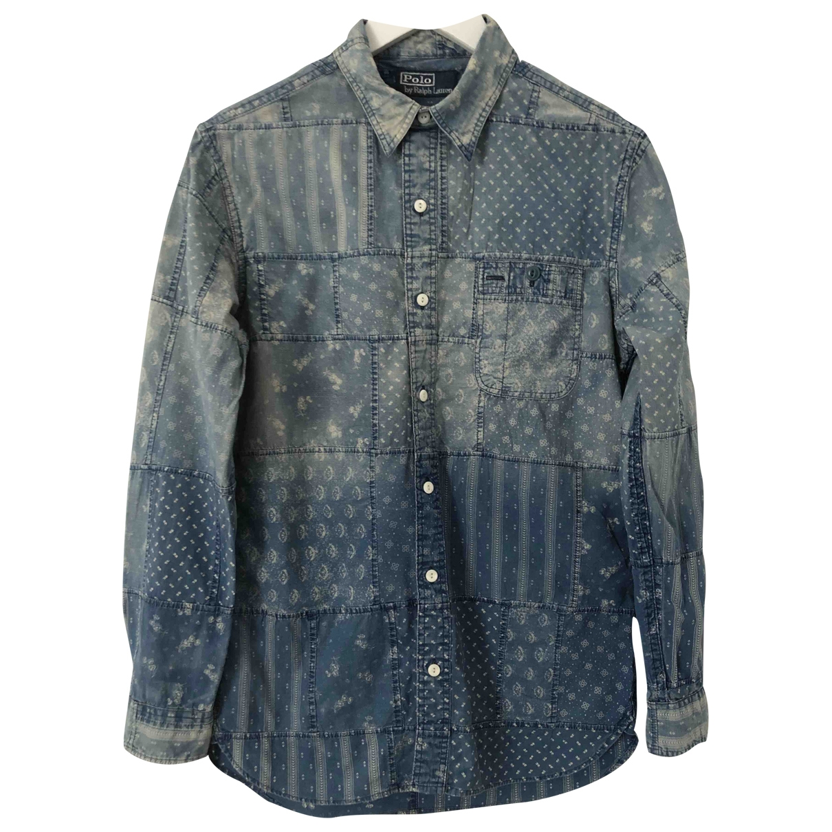 Polo Ralph Lauren \N Hemden in  Blau Denim - Jeans