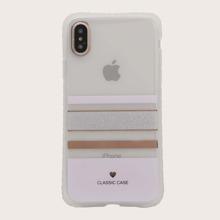 1 Stueck iPhone Etui mit Streifen