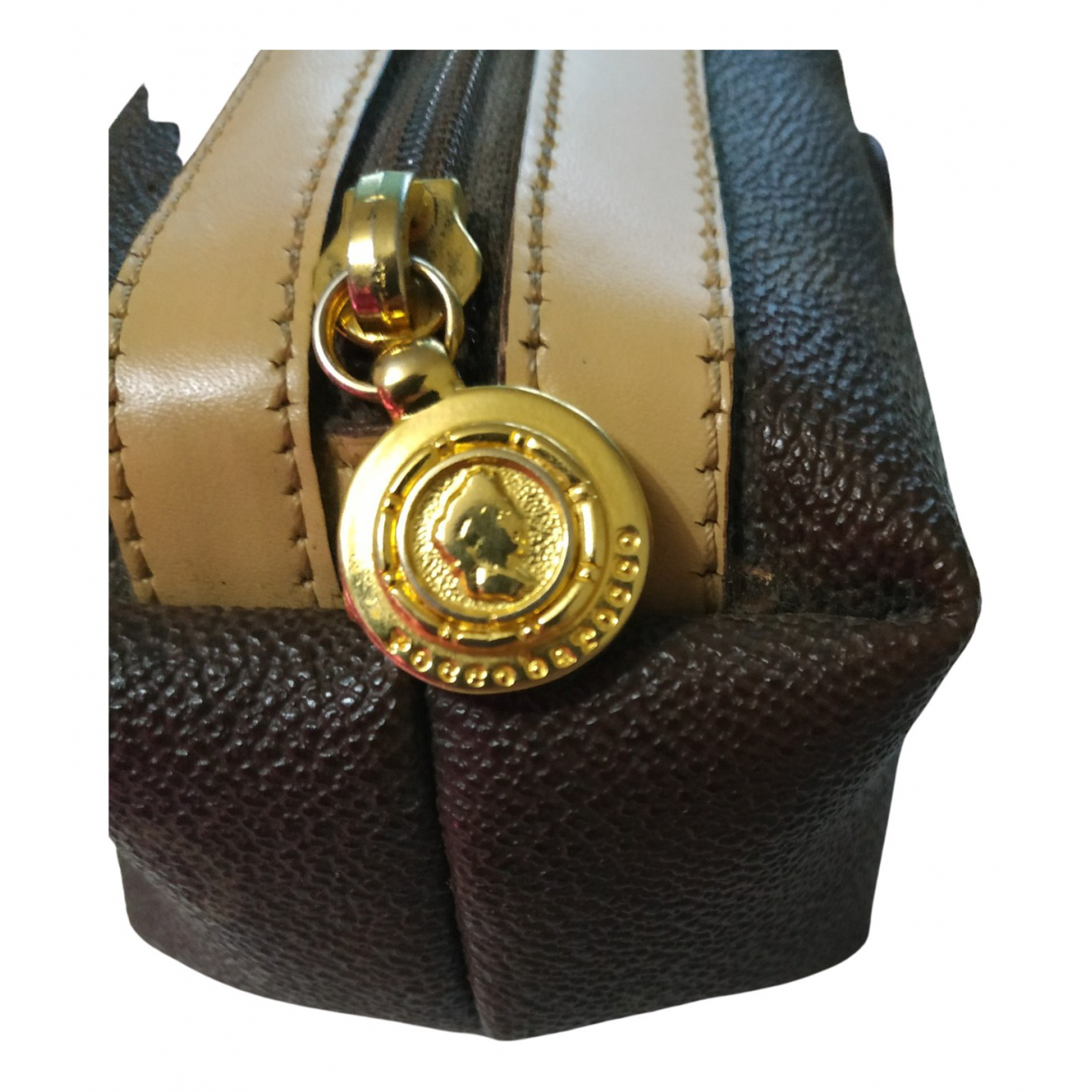Paco Rabanne N Brown Leather Purses, wallet & cases for Women N
