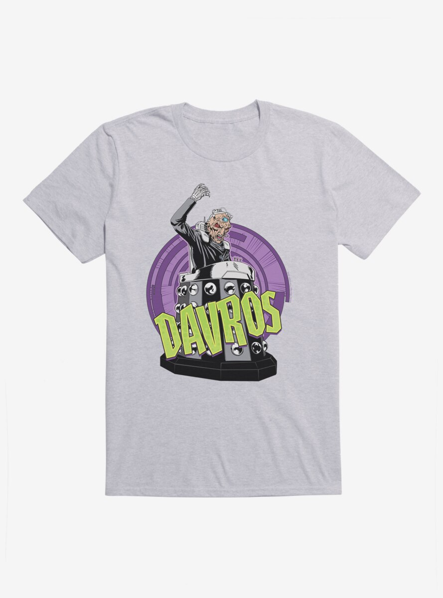 Doctor Who Davros T-Shirt