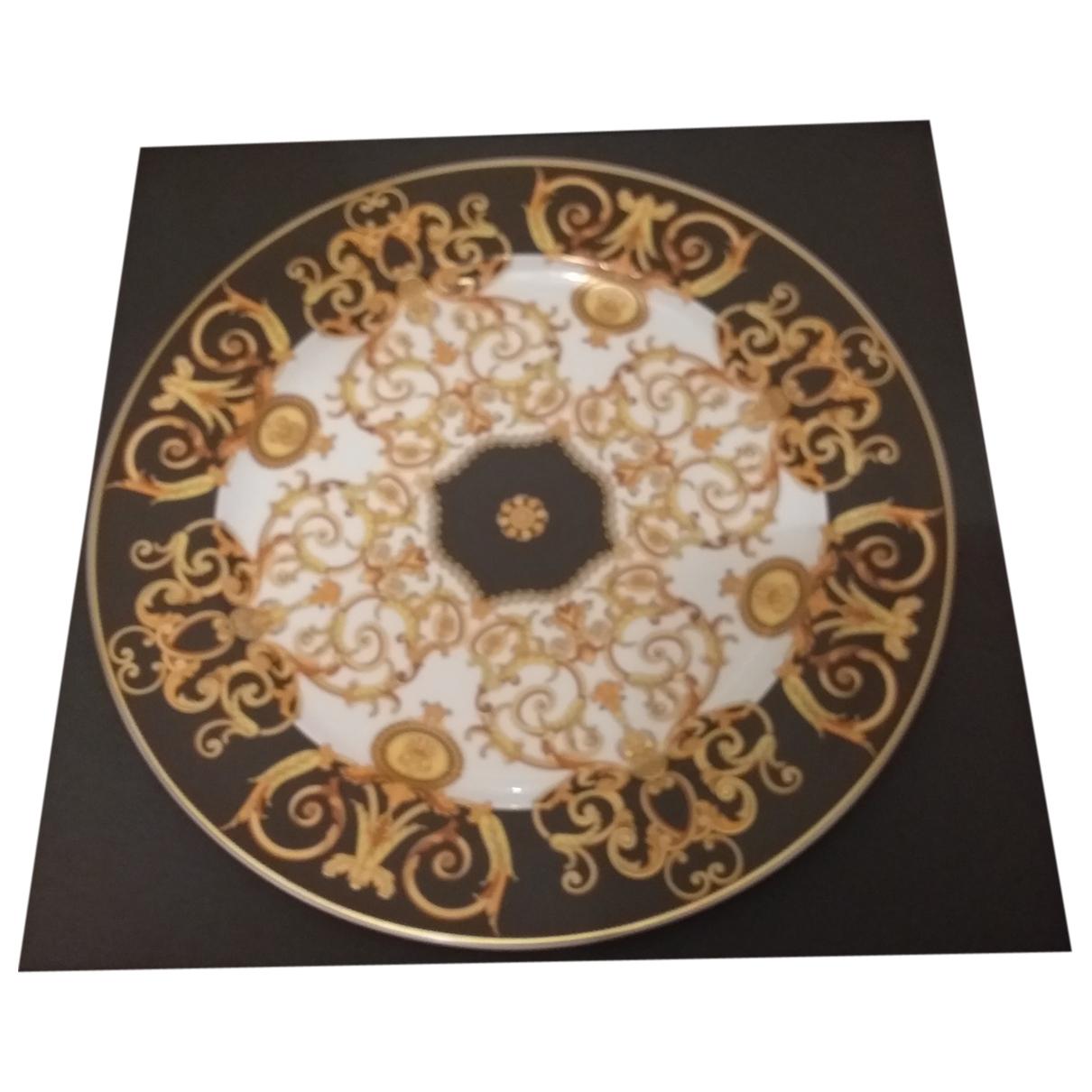 Versace \N Tischkultur in  Bunt Keramik
