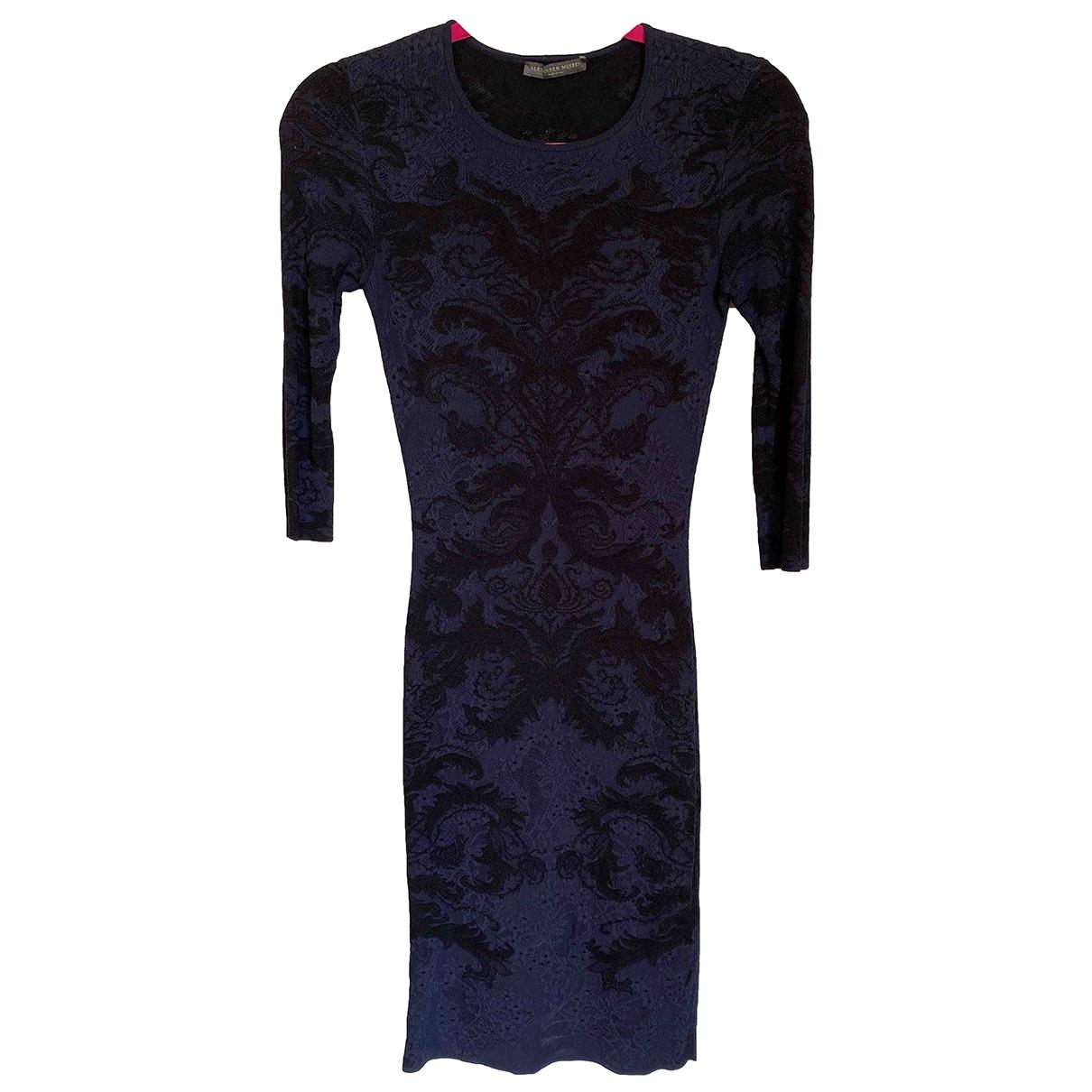 Alexander Mcqueen \N Black dress for Women 36 IT
