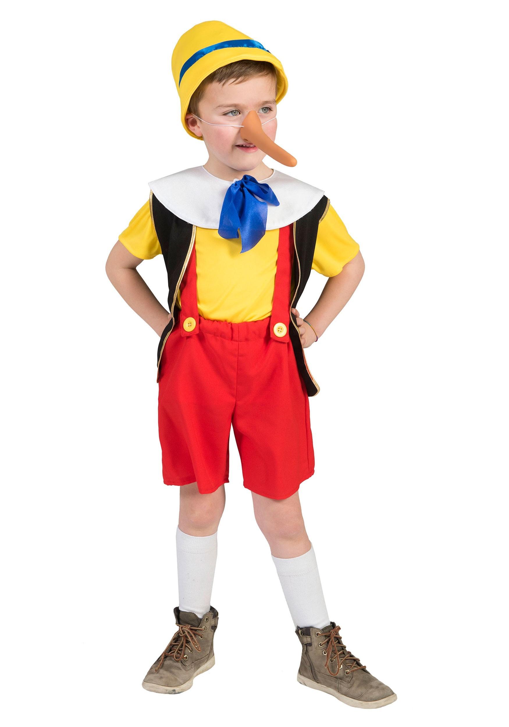 Kid's Pinocchio Costume