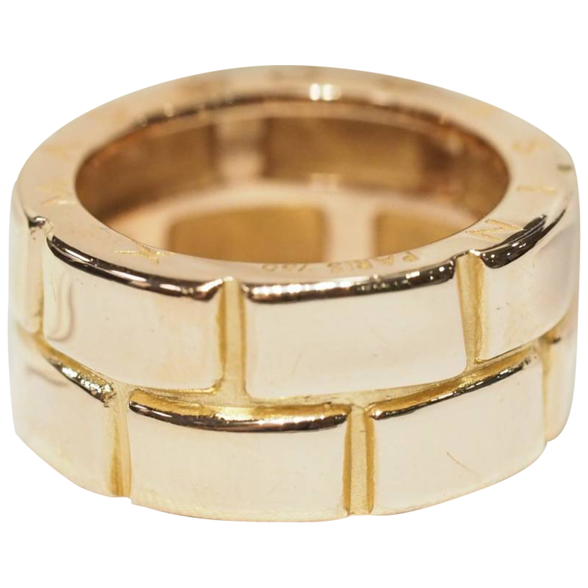 Mauboussin \N Pink Pink gold ring for Women \N