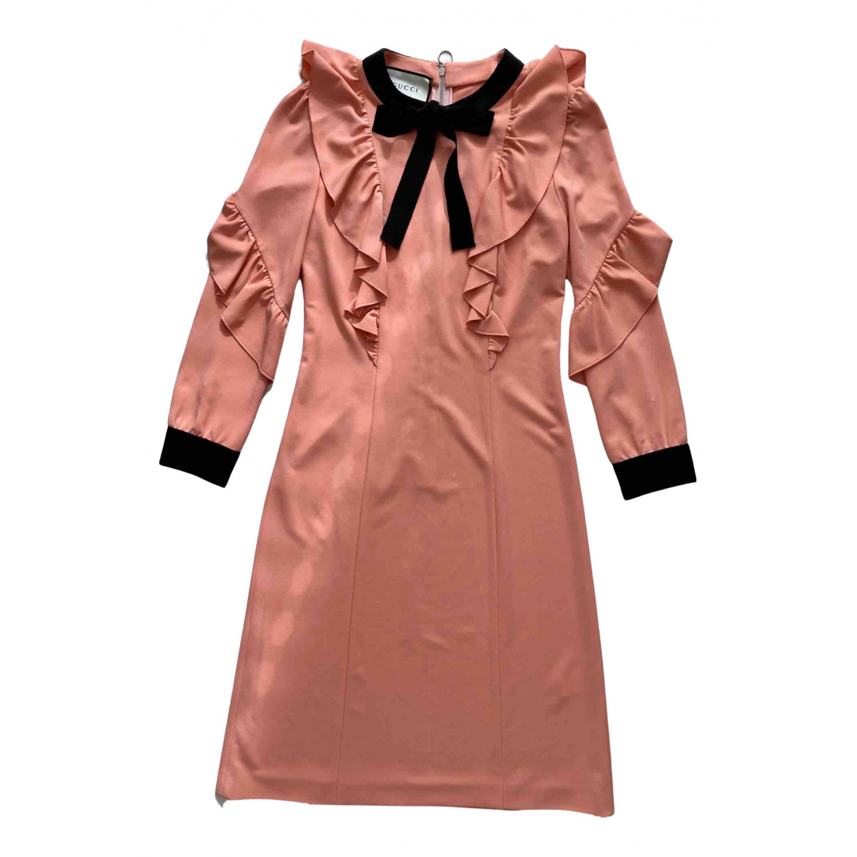 Gucci - Robe   pour femme - rose