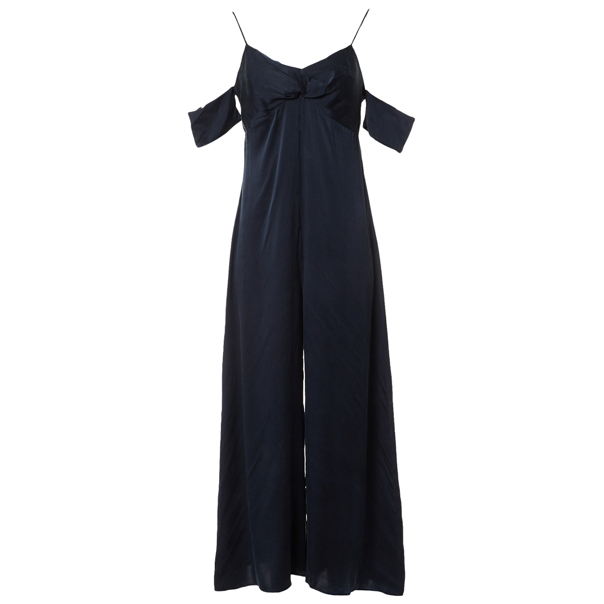 Zimmermann \N Navy Silk jumpsuit for Women 2 0-5