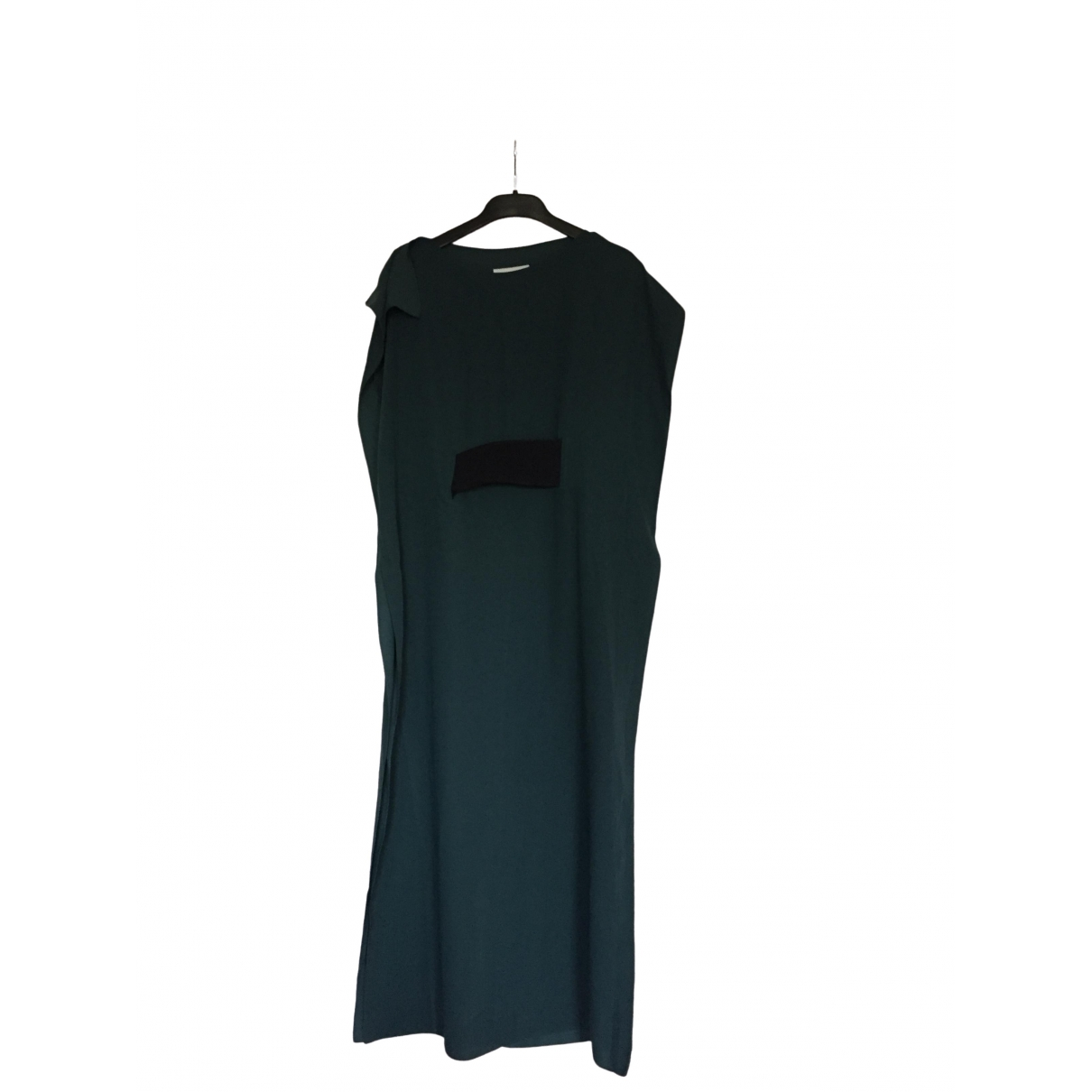 Mm6 \N Green dress for Women 38 FR