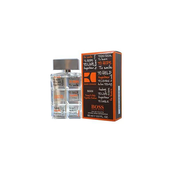 Boss Orange Man Charity - Hugo Boss Eau de toilette en espray 60 ml