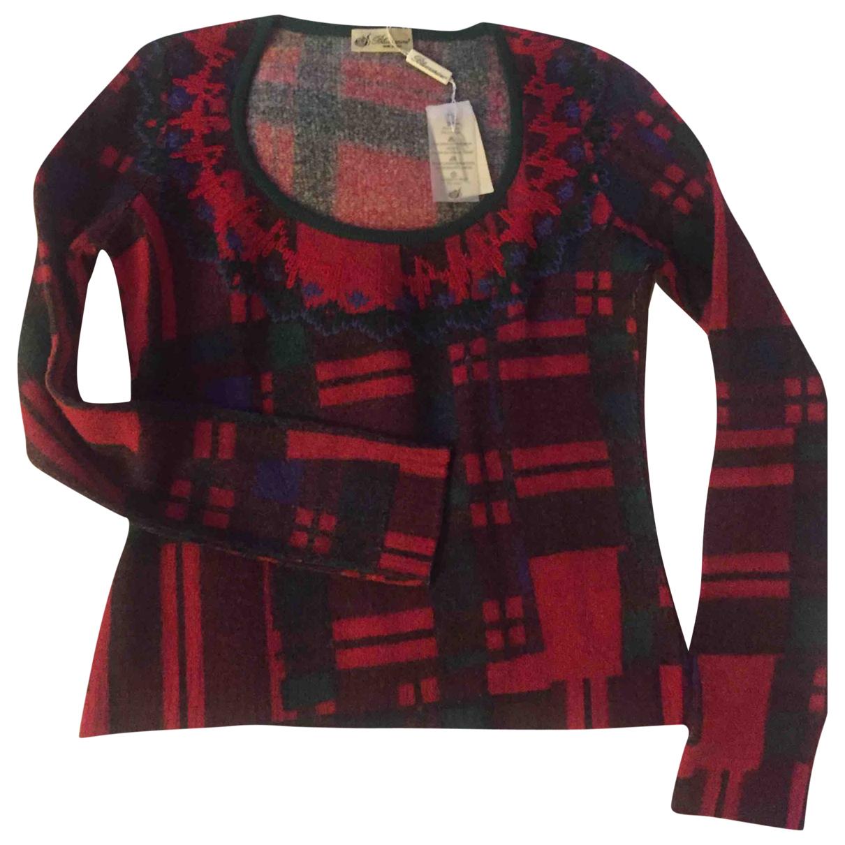 Blumarine N Wool Knitwear for Women 44 IT