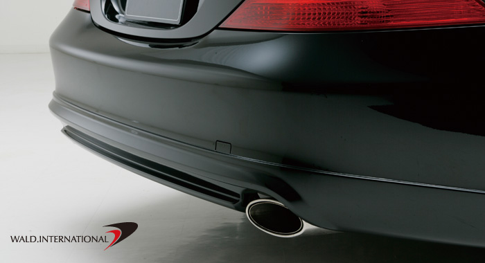 Wald International W219.ES.06 Sport Exhaust System Mercedes CLS500 / CLS550 06-08