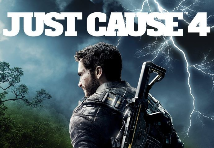 Just Cause 4 EU Steam CD Key