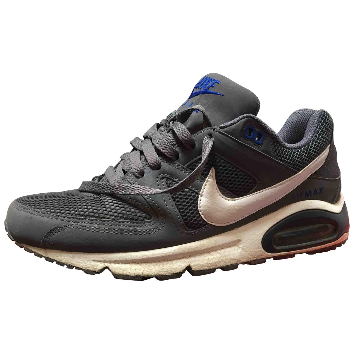 Nike Air Max  Grey Cloth Trainers for Women 40 EU