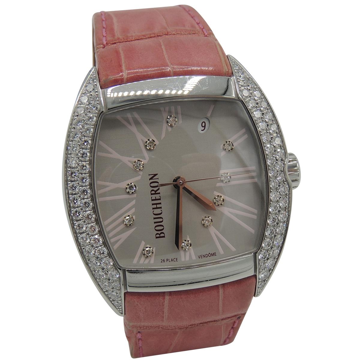 Reloj Boucheron