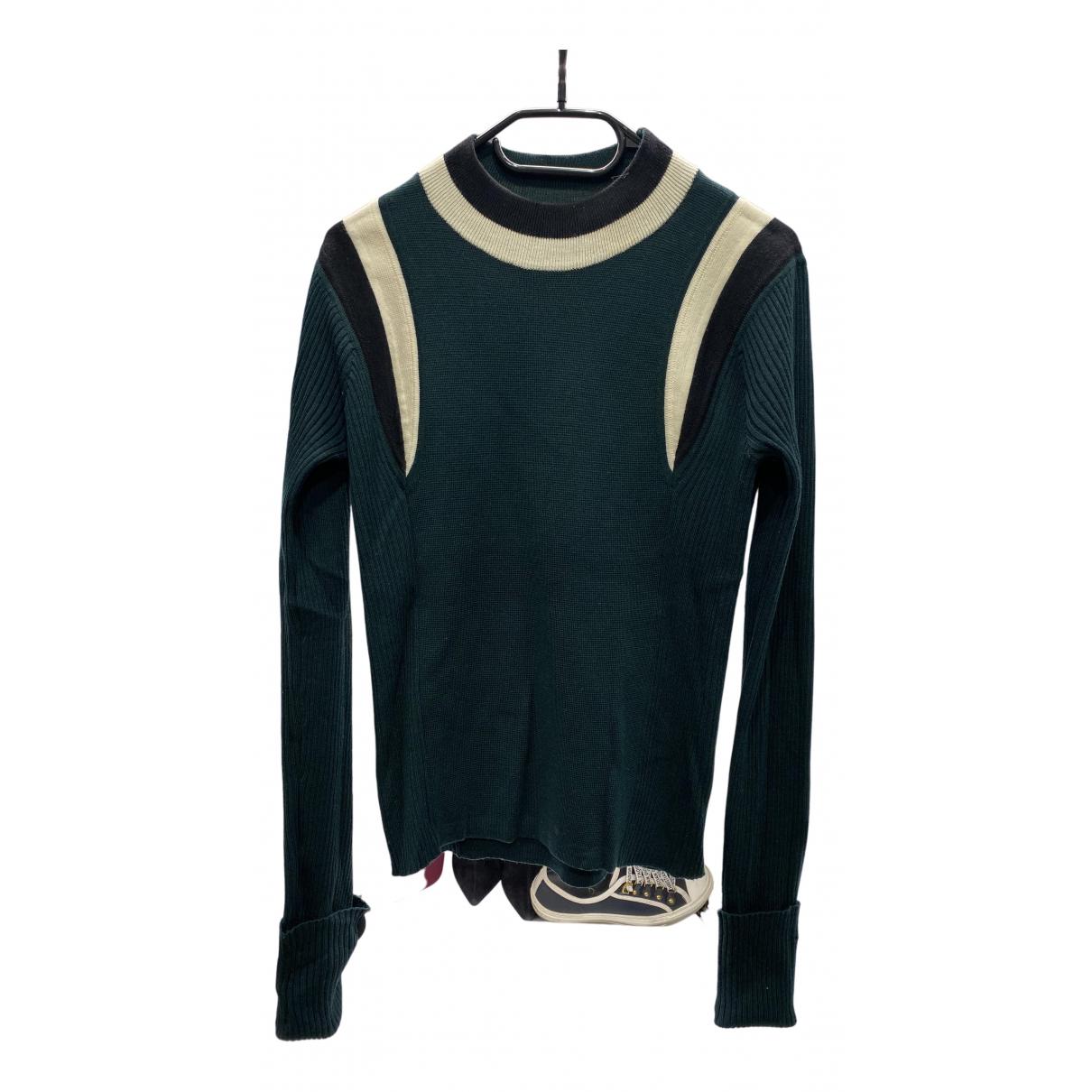 Marni \N Pullover in  Gruen Wolle