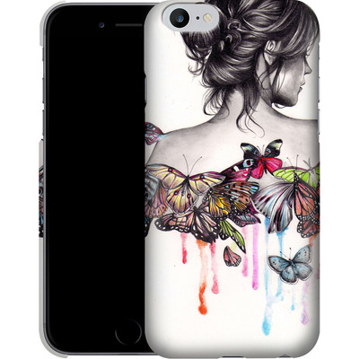Apple iPhone 6s Plus Smartphone Huelle - Butterfly Effect von Kate Powell