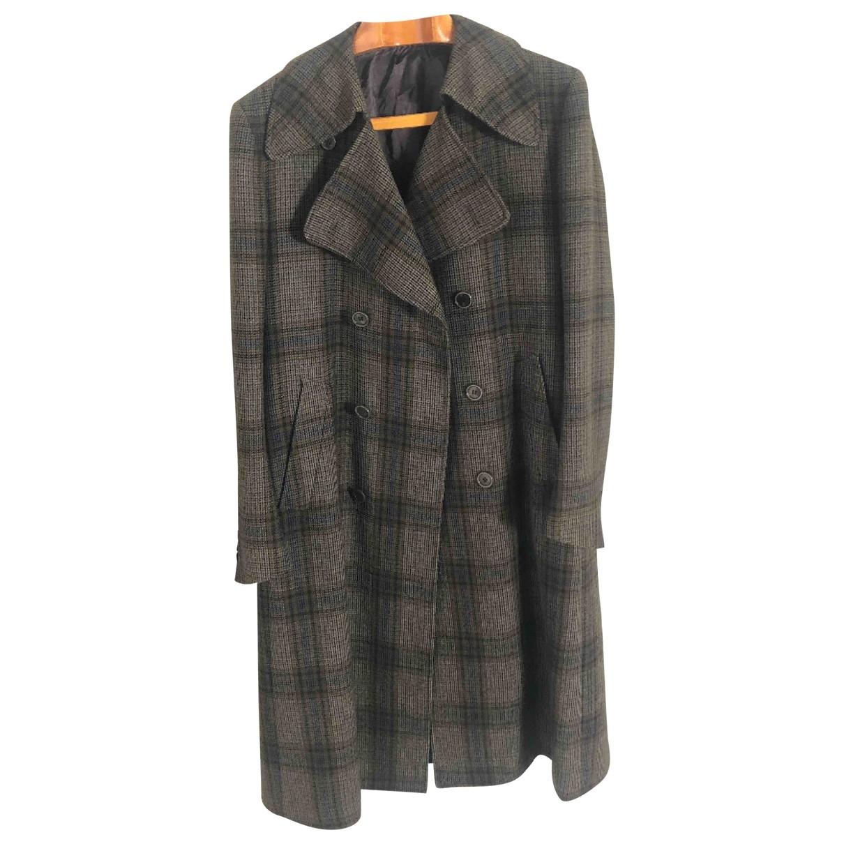 Givenchy - Manteau   pour homme en laine - marron