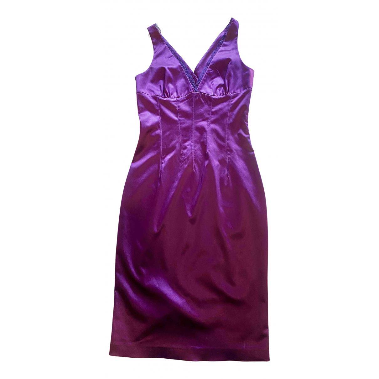 D&g - Robe   pour femme - violet